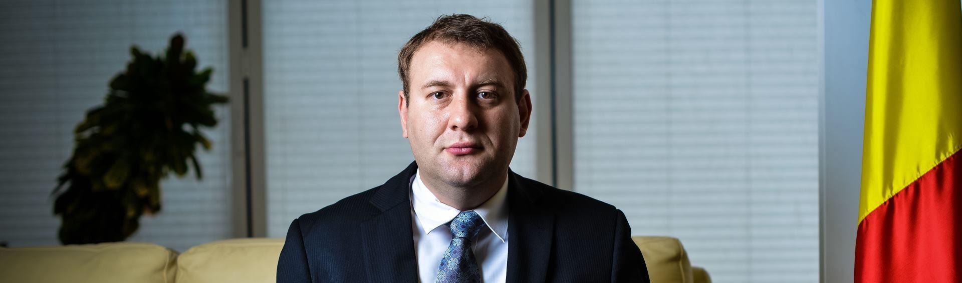 COSMIN GEORGE DINESCU: 'Interes Hrvatske i Rumunjske jest da Balkan postane stabilno područje'