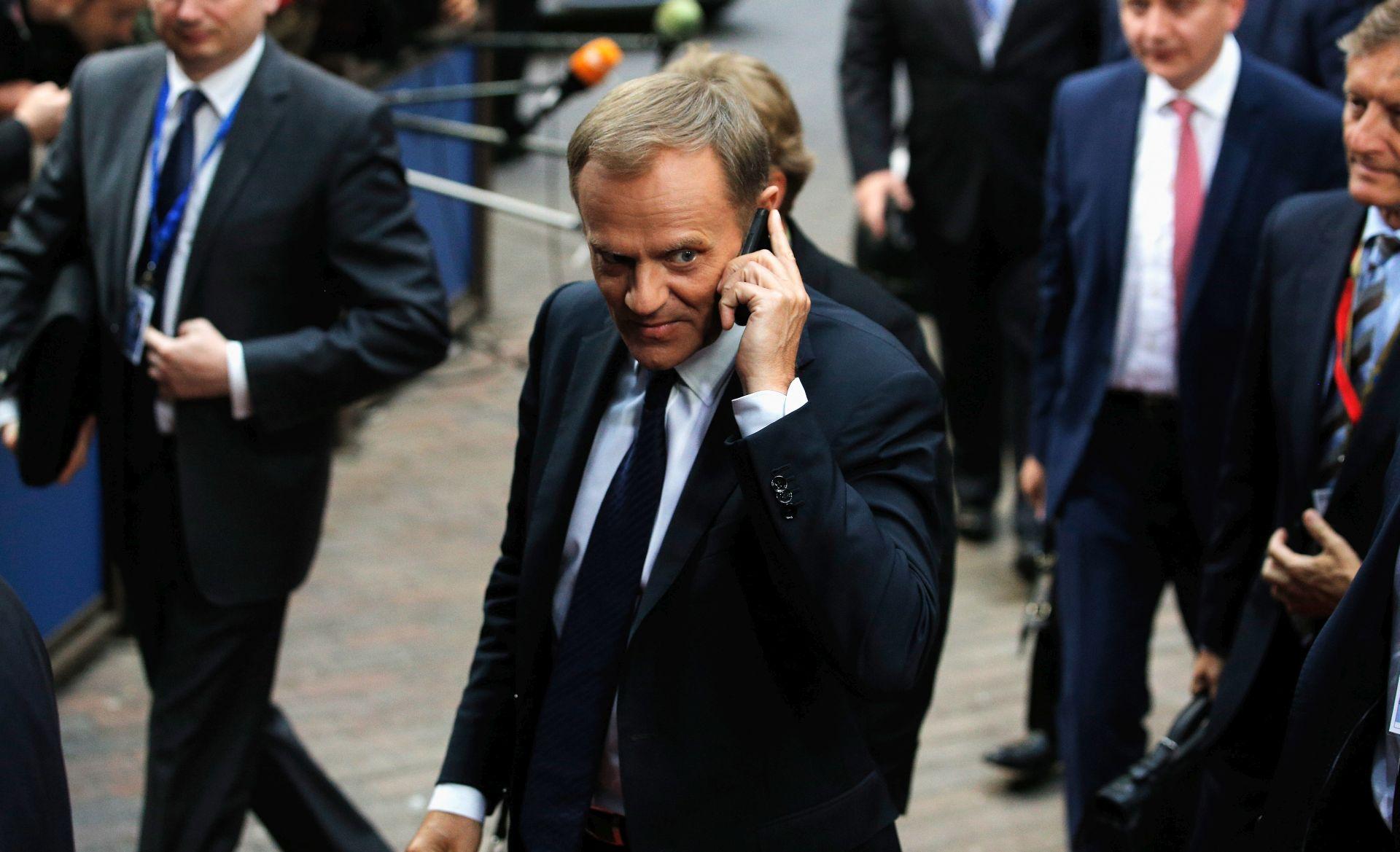 Tusk: Europa je zbog Grčke došla na rub katastrofe