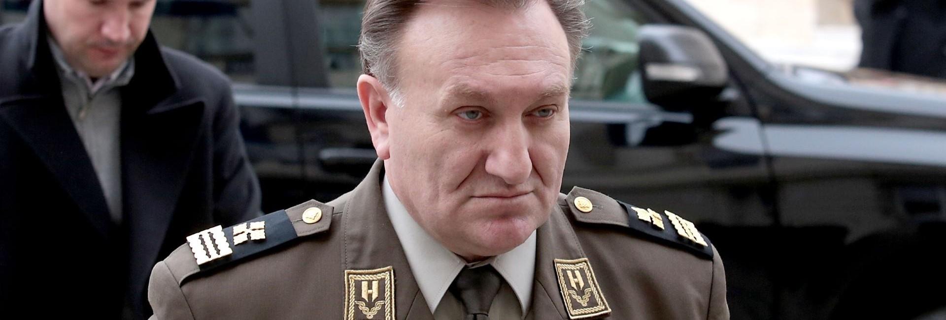 Drago Lovrić: Obvezni vojni rok nije prioritet