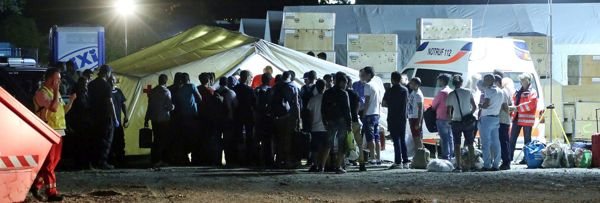 NJEMAČKA:  Pet ljudi ozlijeđeno u požaru u izbjegličkom skloništu