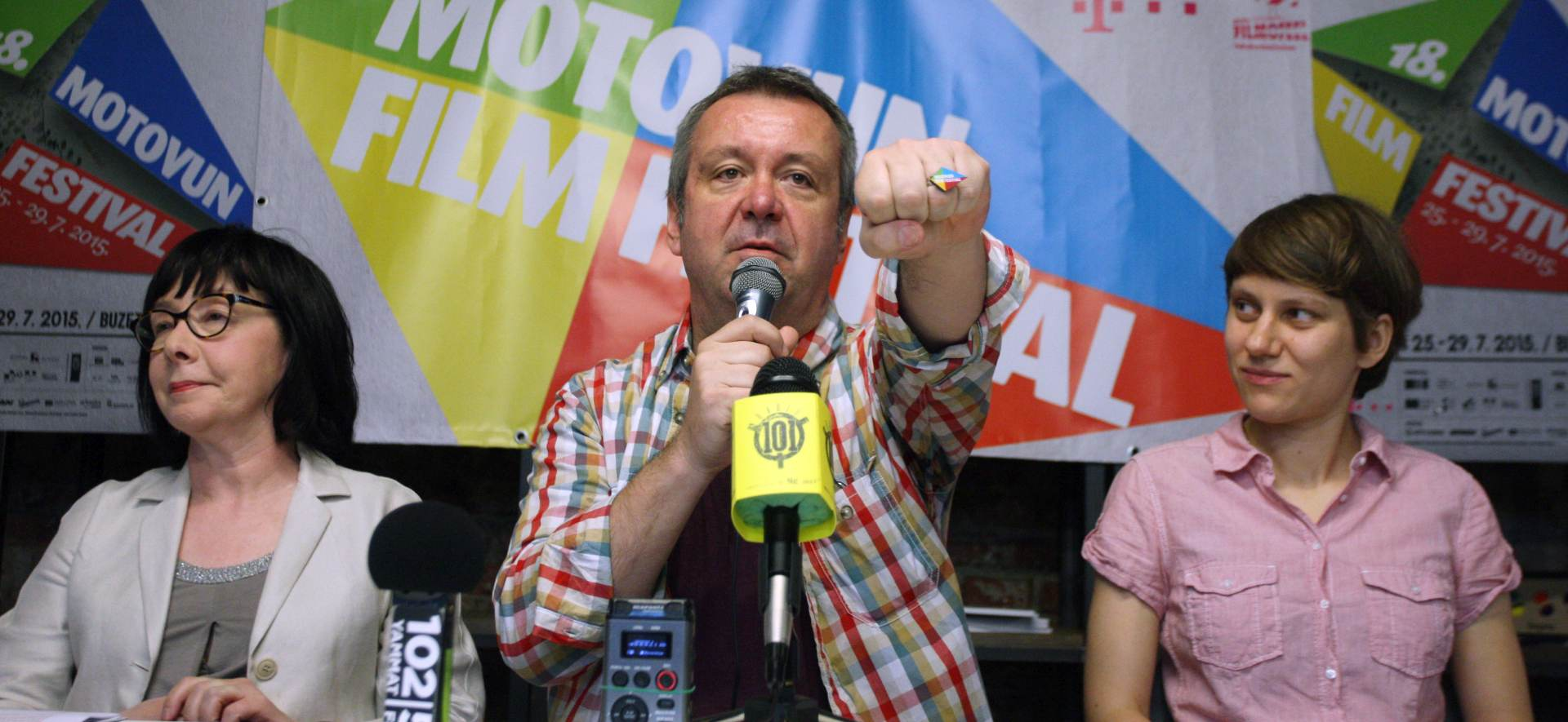 FILMOFILSKA POSLASTICA: Motovun Film Festival u francuskom duhu