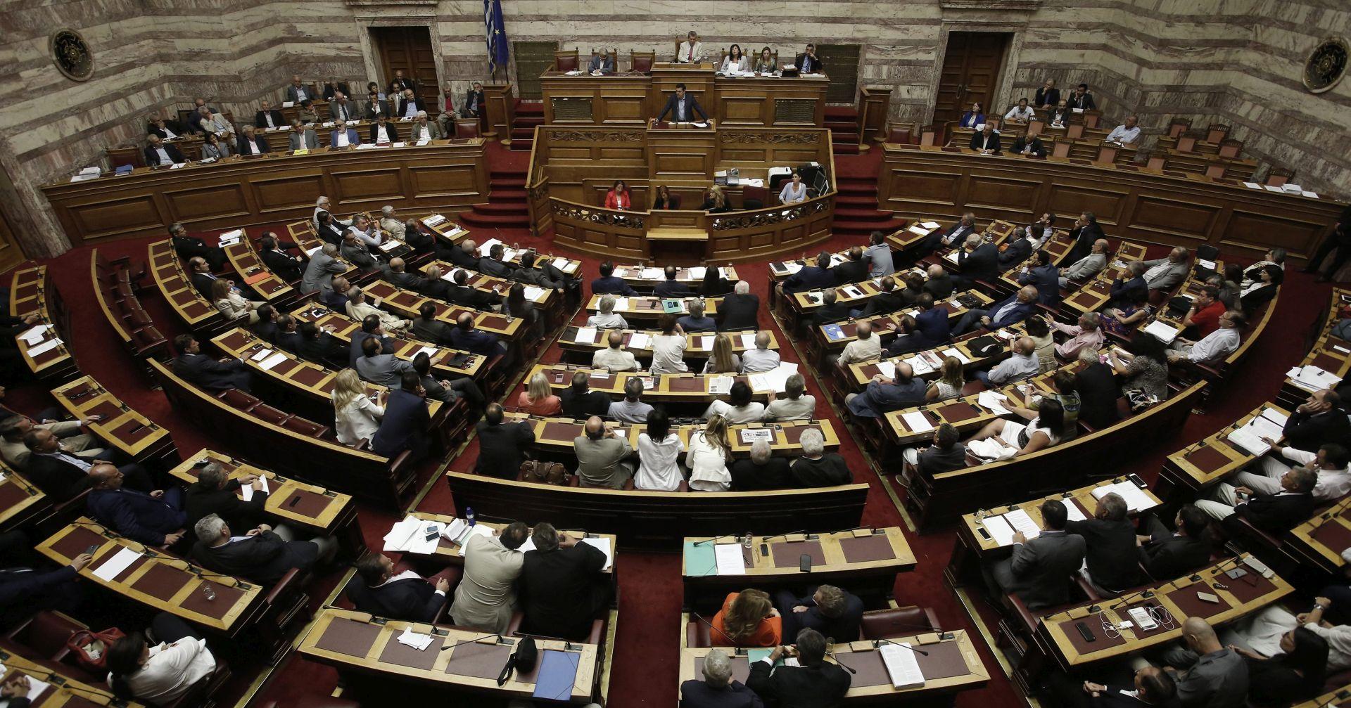 Grčka zatražila pomoć MMF-a, razgovori vjerovnika za vikend