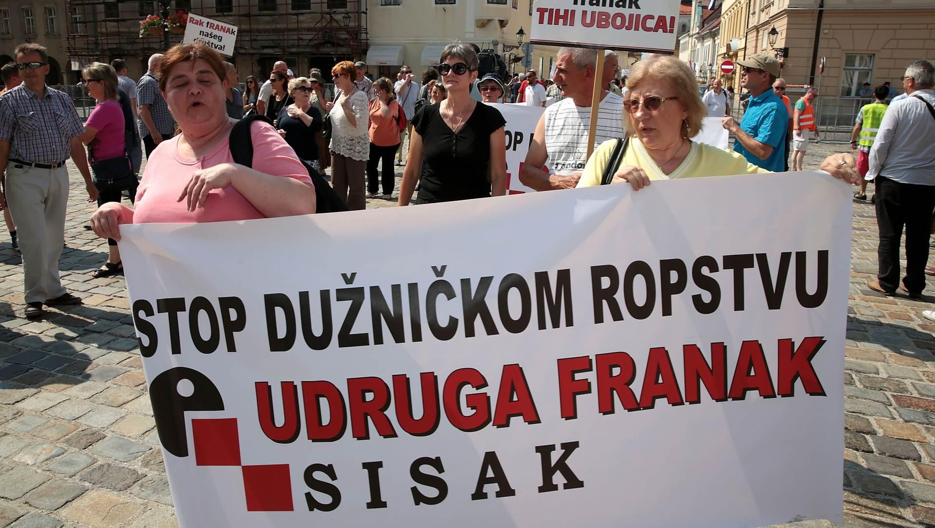 OPORBA: Ne naziru se pomaci u rješavanju problema 'švicarca'