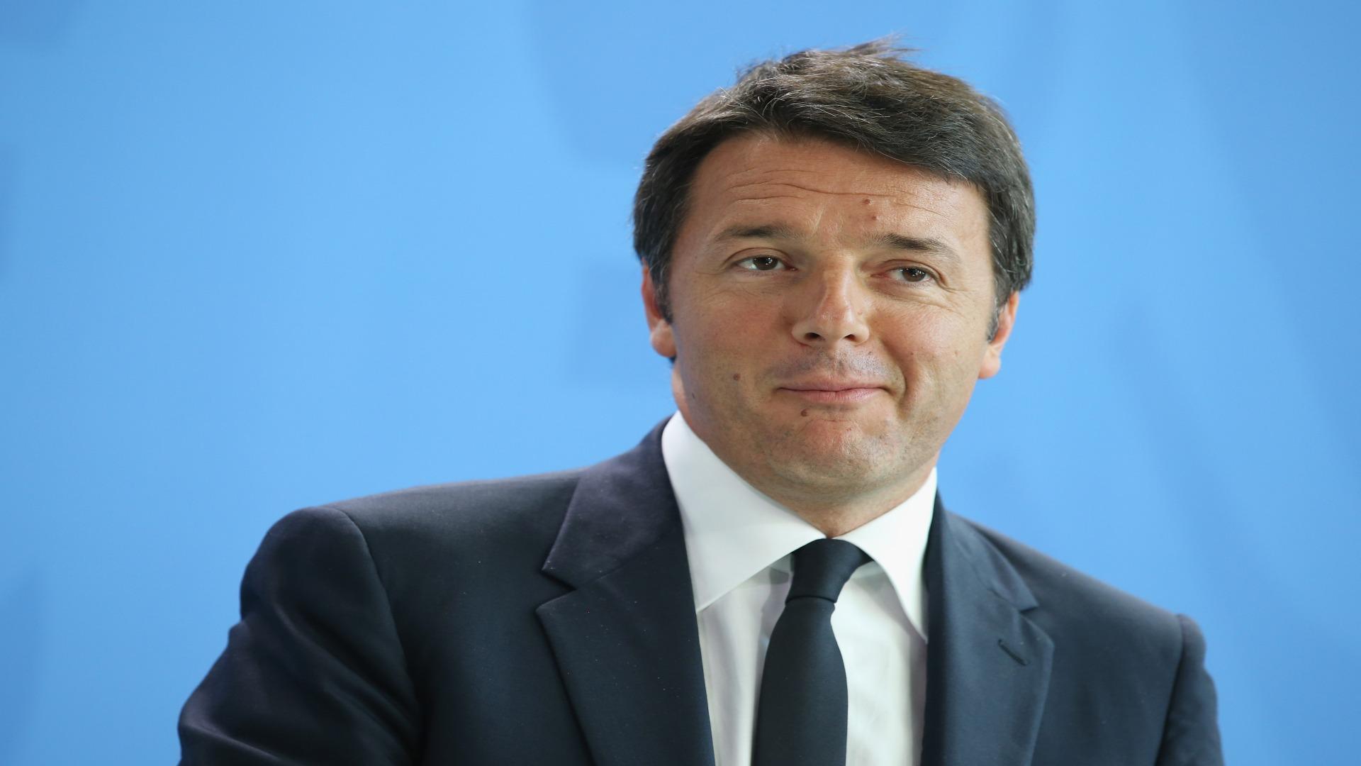 """VIŠE NISU PROBLEM Renzi: """"Italija više nije supatnik u nevolji Grčke"""""""