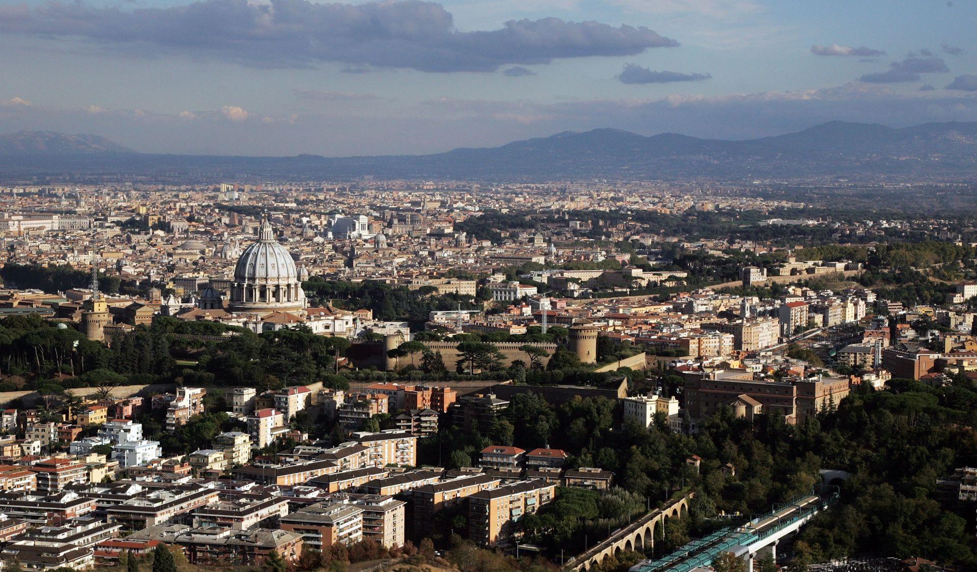Gradonačelnik Rima: Konkretne opasnosti terorističkih napada