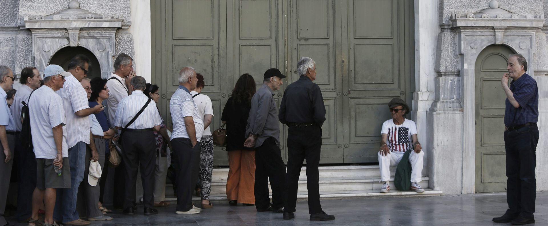 KIRCHBAUM UPOZORAVA GRČKU: Bez reformi nema novaca