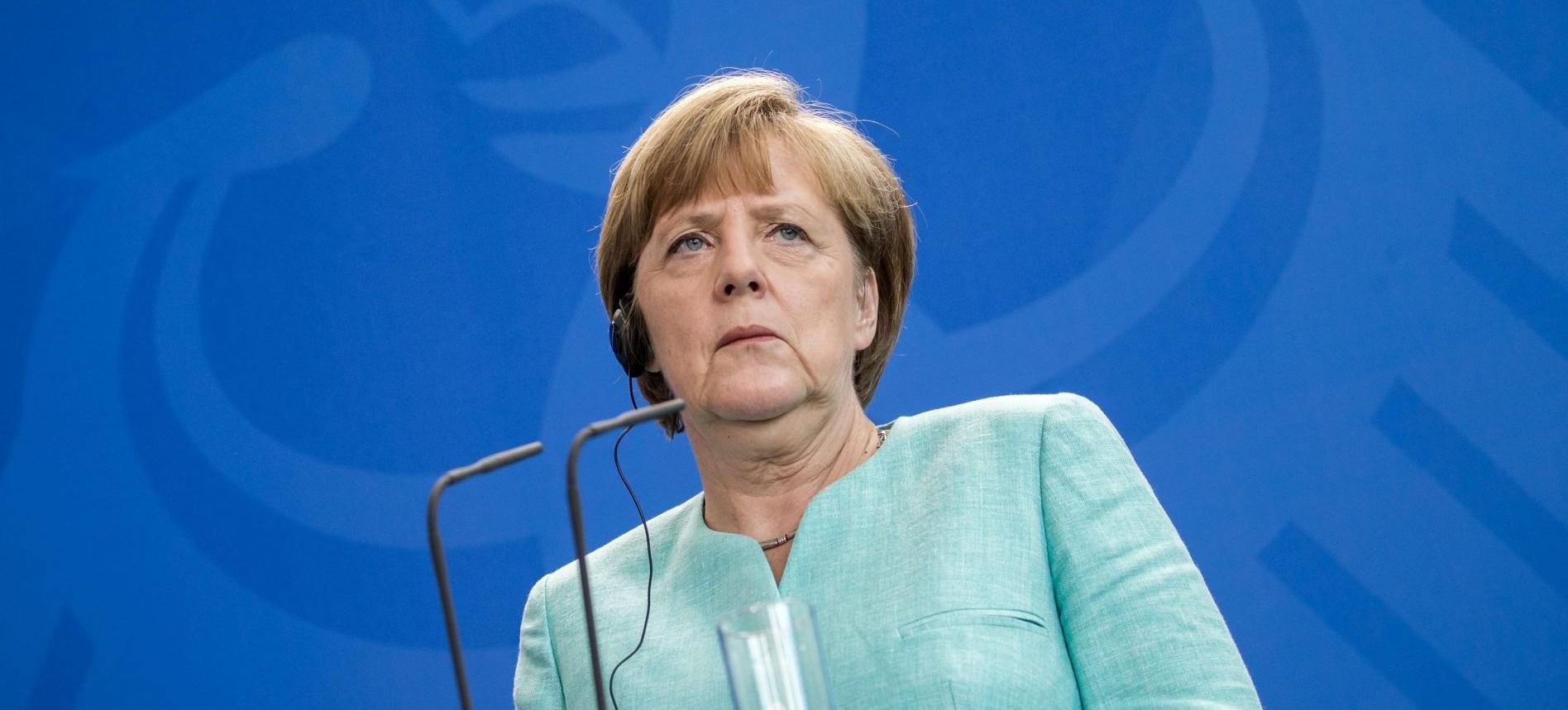 ANKETA: Nijemci zadovoljni kancelarkom Merkel