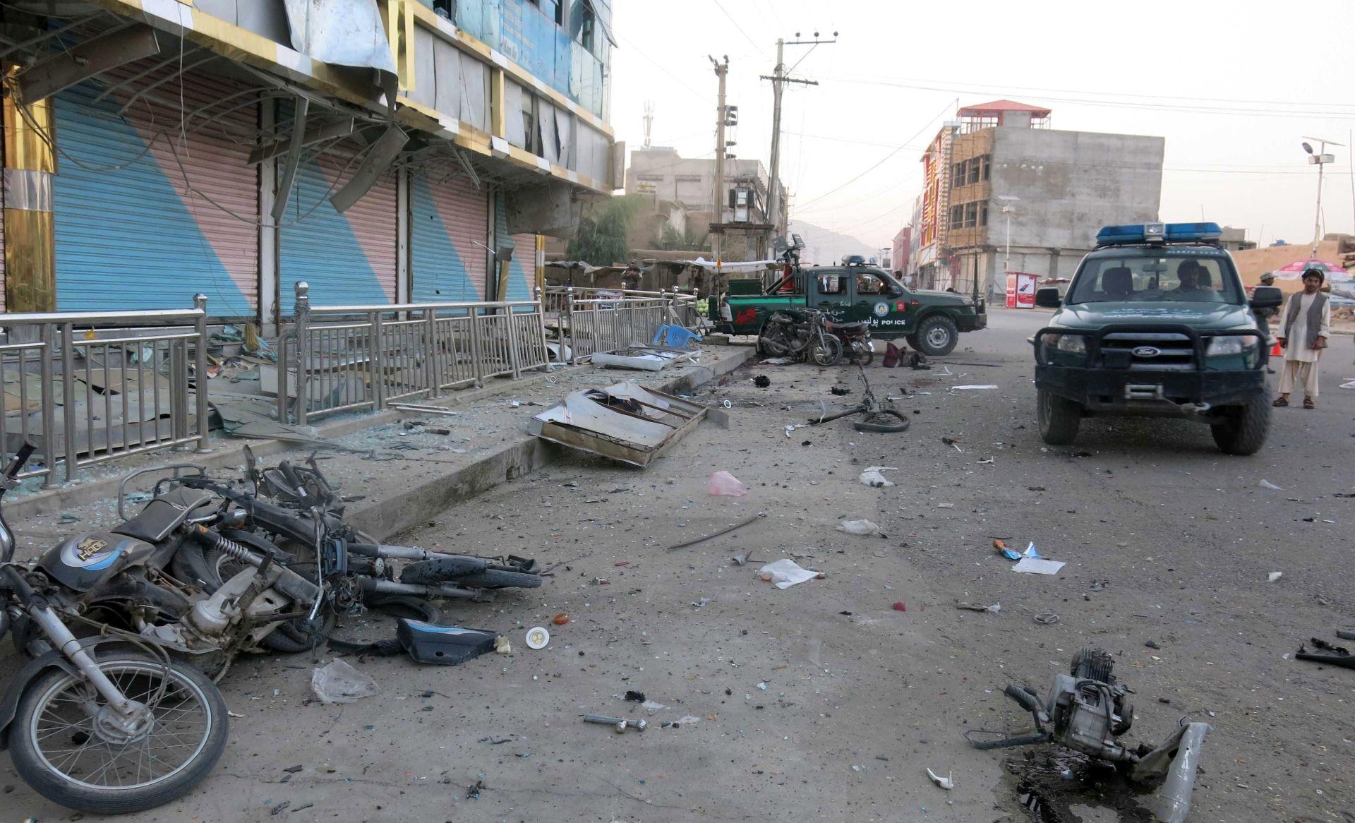 SAMOUBILAČKI NAPAD U KAMERUNU Raznijela se 12-godišnjakinja, 20 ljudi poginulo