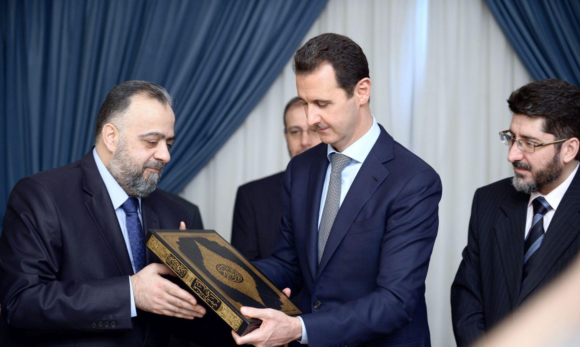 VAPAJ SIRIJSKE OPORBE: Pomozite nam svrgnuti Bašara al-Asada i riješite problem izbjeglica