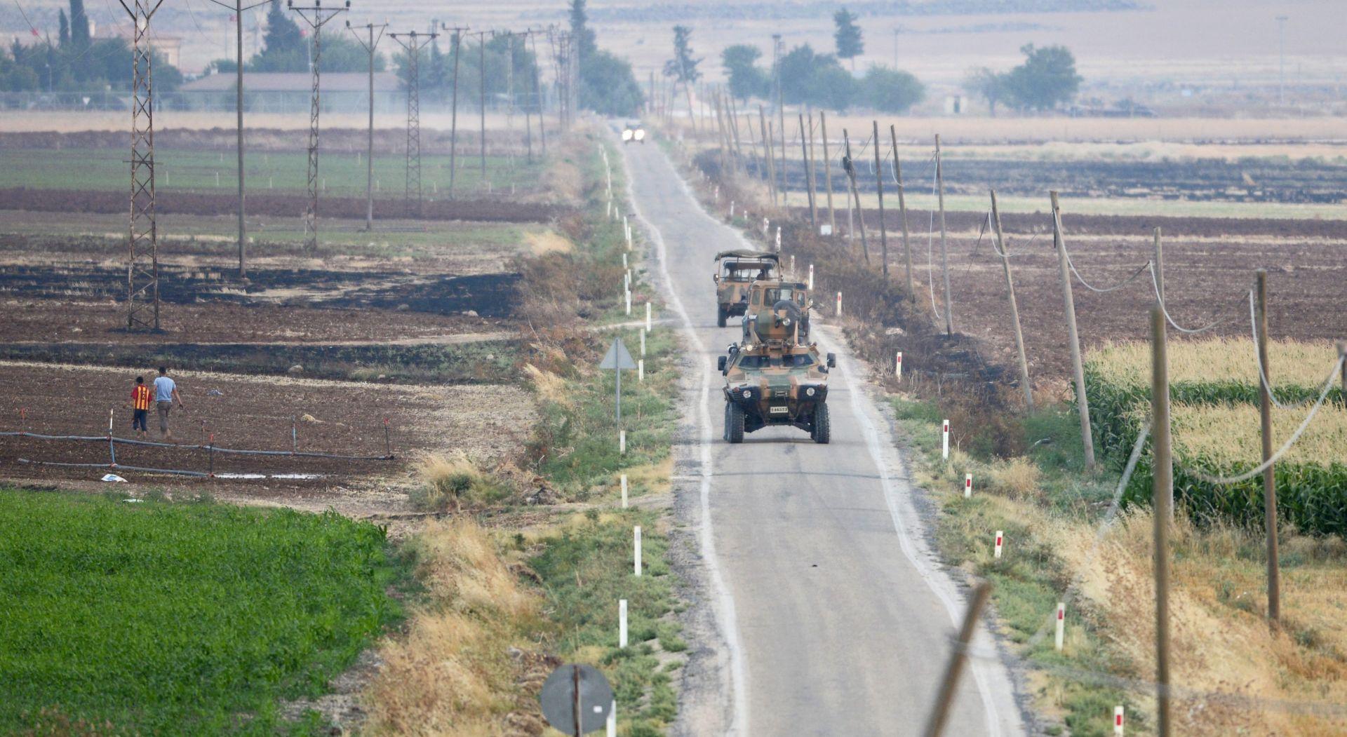 Rakete iz Sirije pale na aerodrom u turskom Gaziantepu