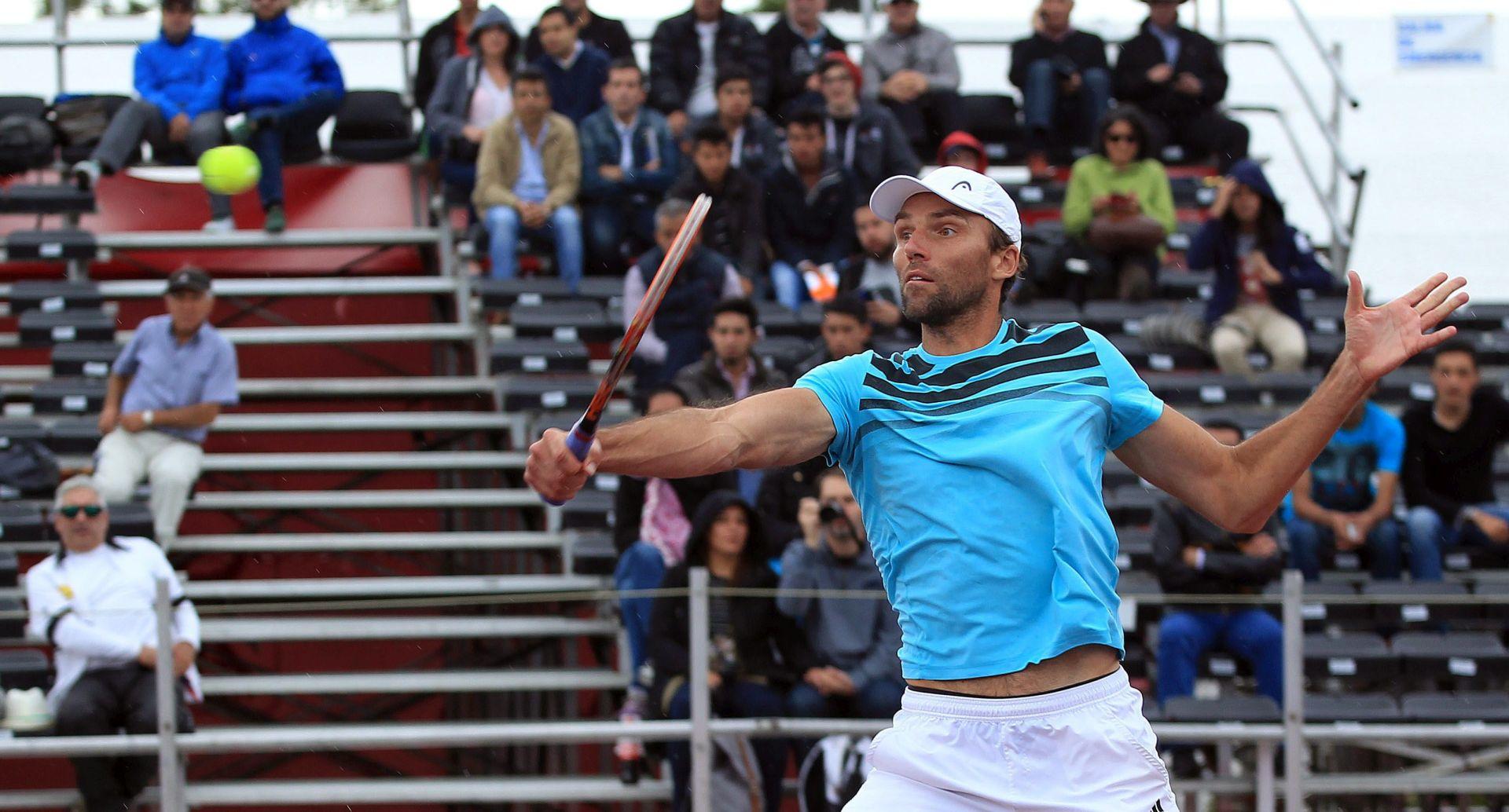 ATP BOGOTA Karlović spasio meč-loptu na putu do polufinala