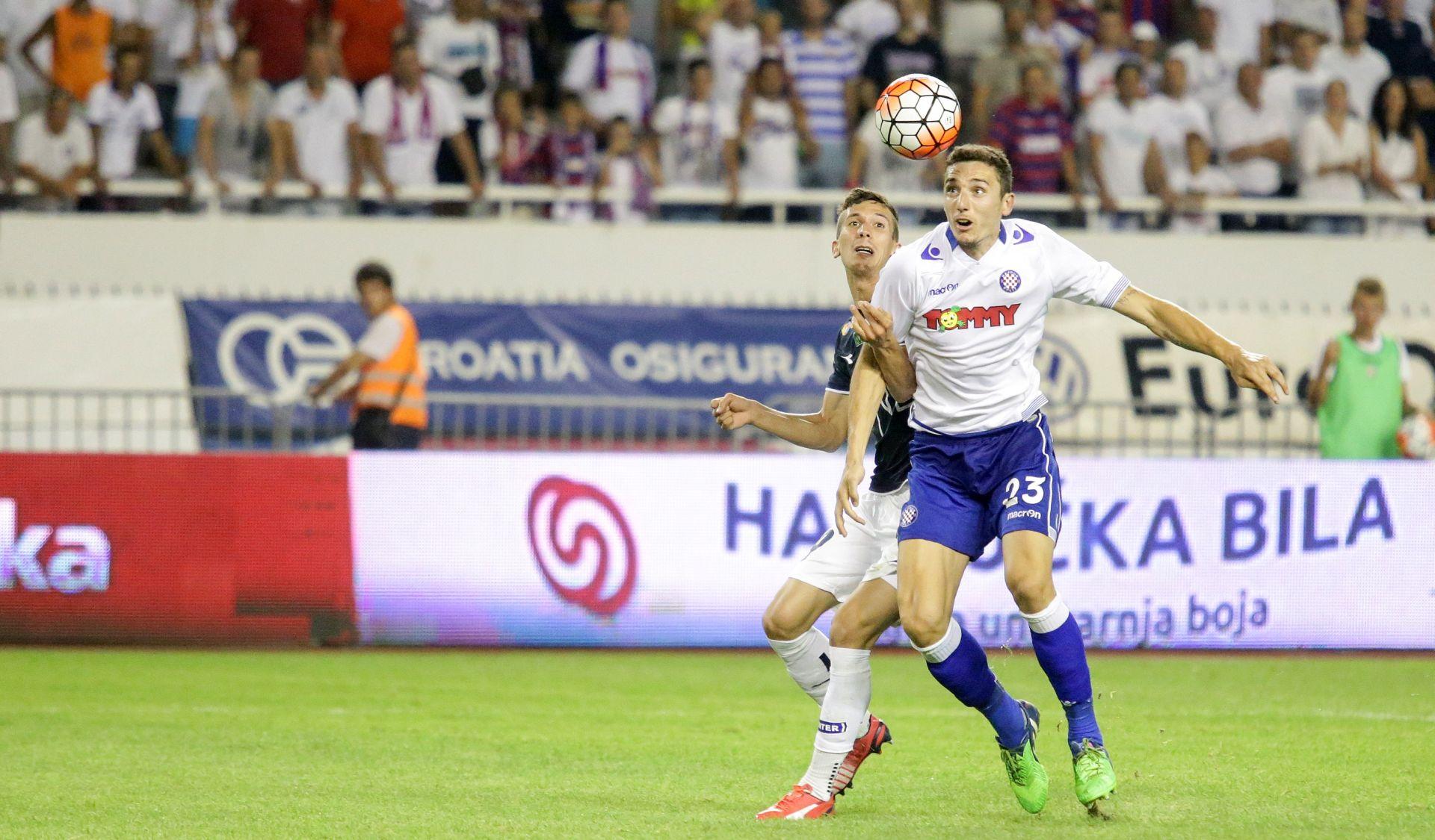 POLJUD NA NOGAMA Hajduk s dva gola otvorio vrata Europe