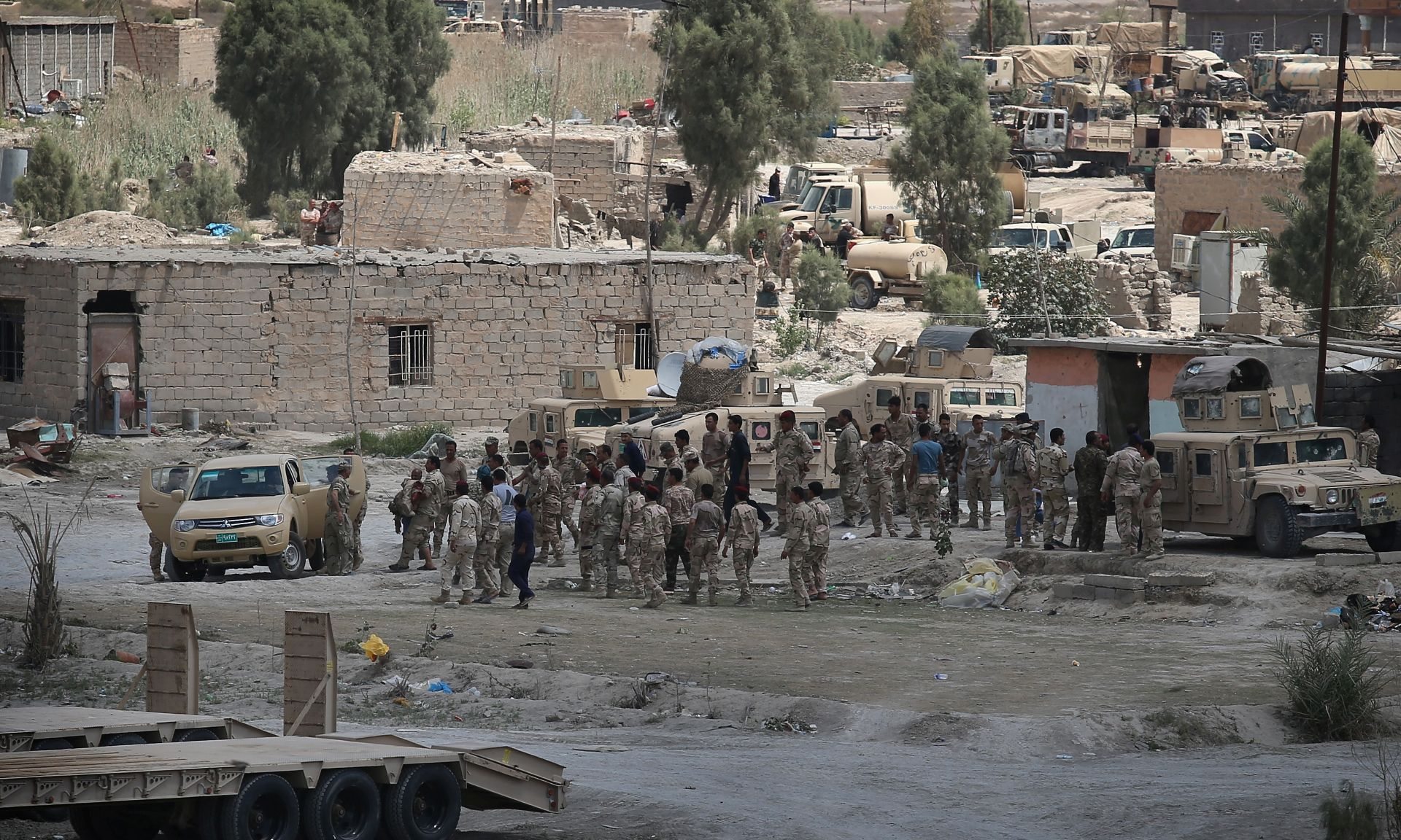 U zračnom napadu iračkih snaga ubijeno najmanje 16 civila