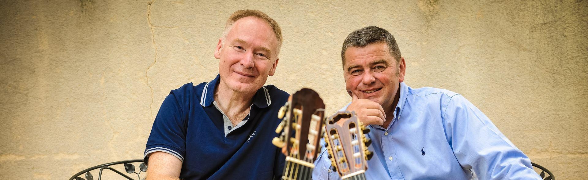 Snimili prvi dvostruki album za gitaru u povijesti Hrvatske