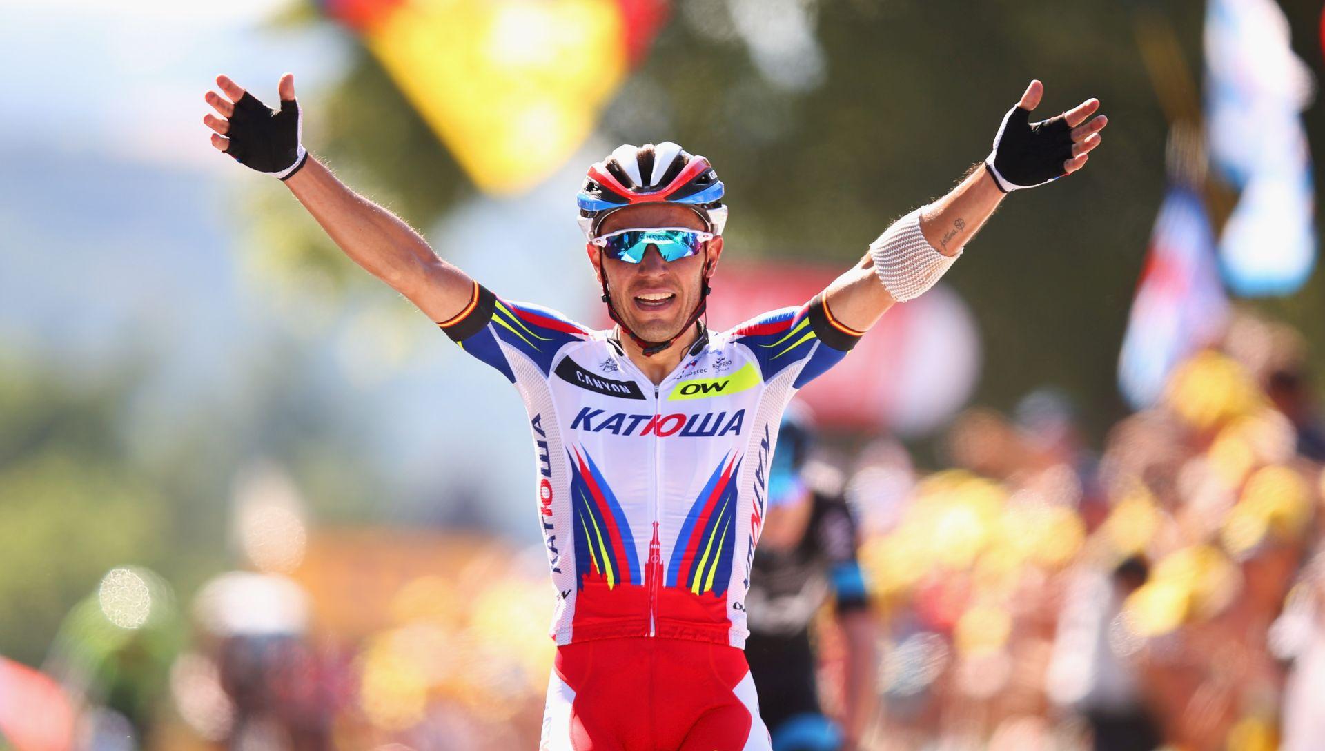 Tour de France: Rodriguezu druga etapna pobjeda