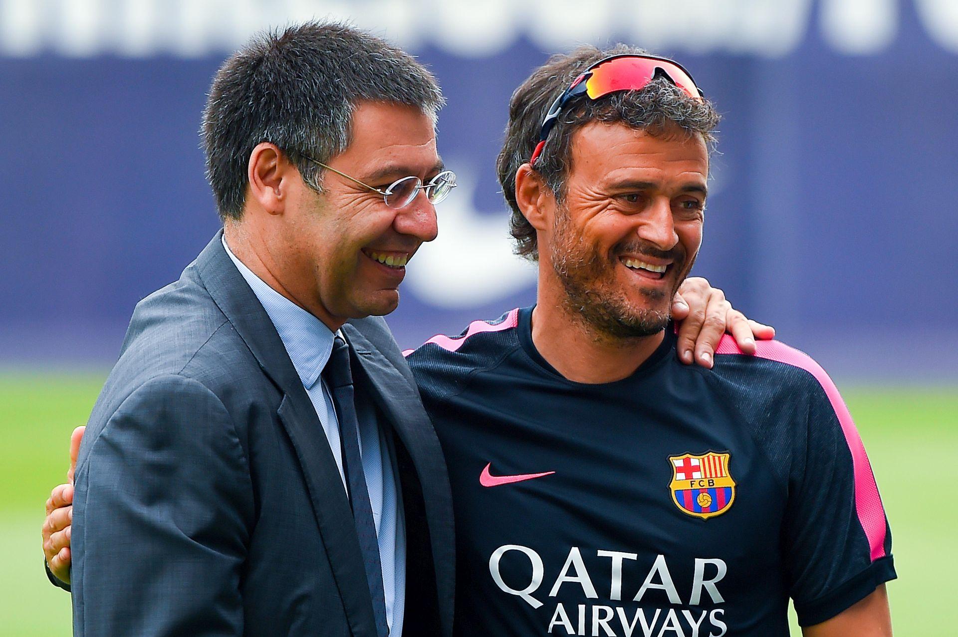 ŠEF EUROPSKOG NOGOMETNOG PRVAKA Bartomeu ostao predsjednik Barcelone