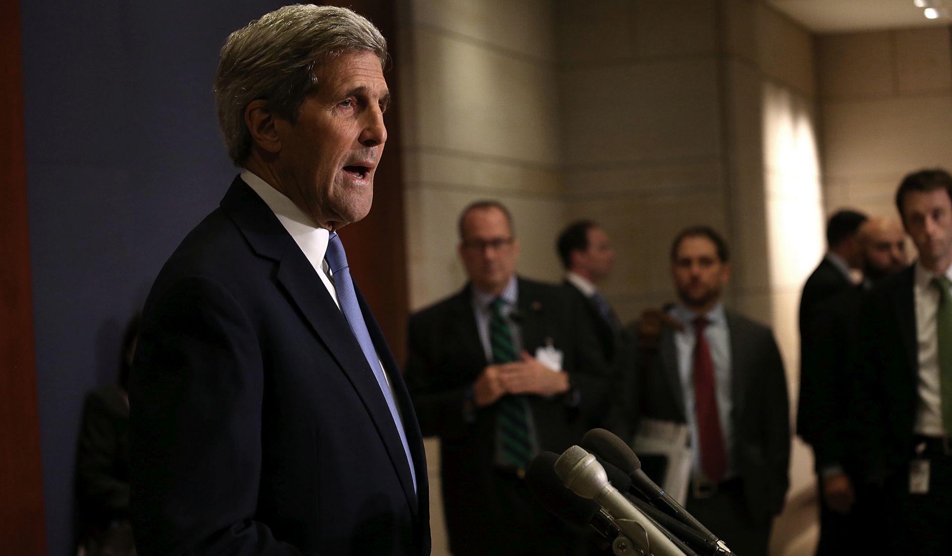 NAGODBA DOBRA ZA ČITAV SVIJET Kerry branio dogovor o iranskom nuklearnom programu