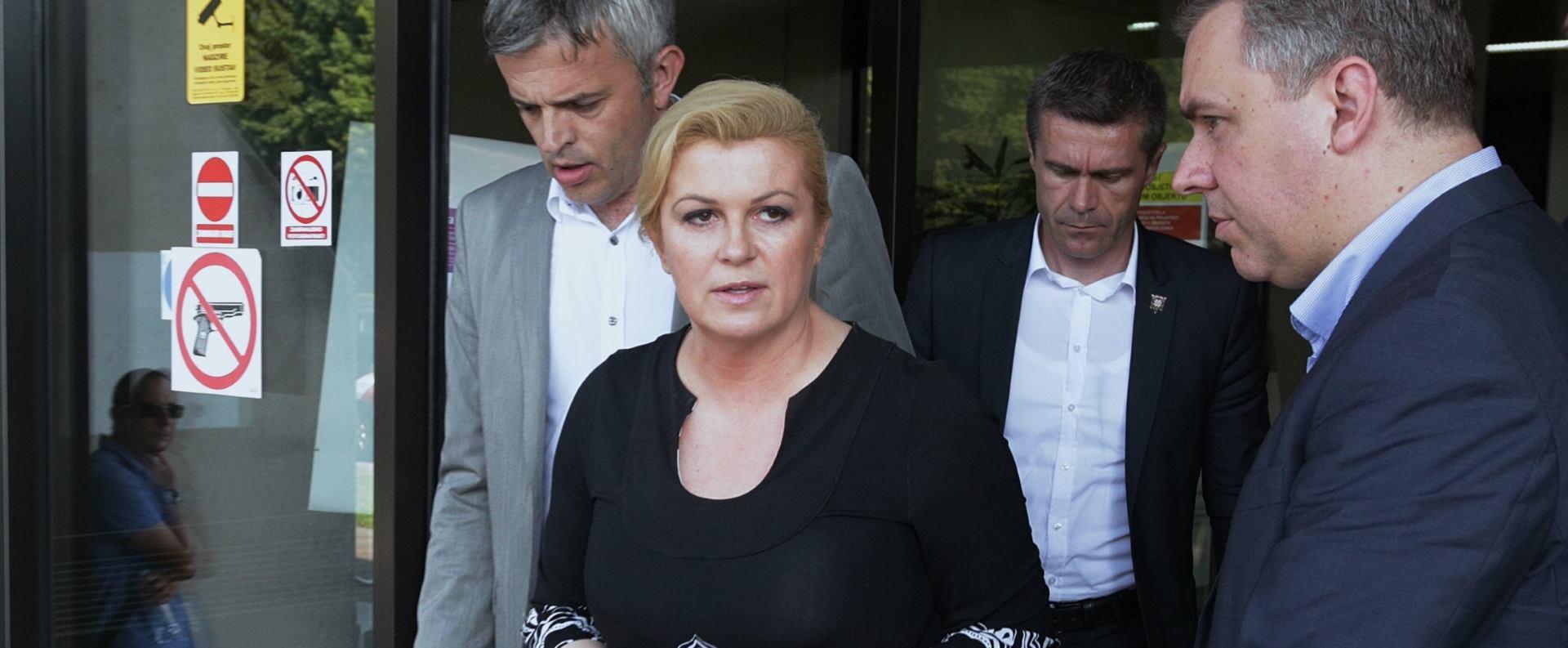 OTMICA U EGIPTU: Grabar-Kitarović zamolila medije da poštuju Salopekovu sigurnost
