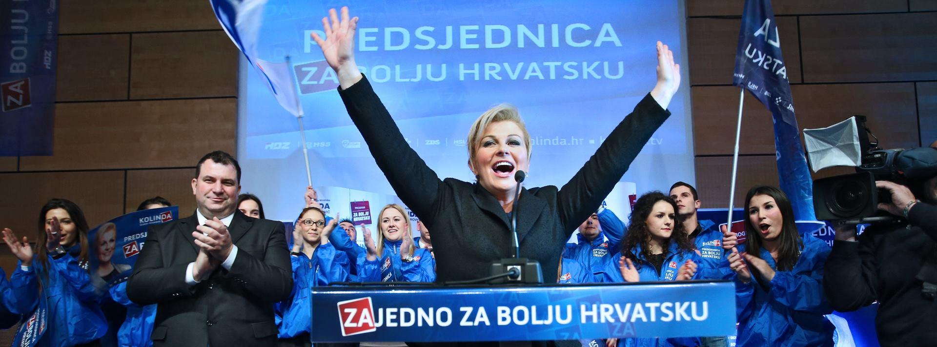 Brkićev plan za konačnu pobjedu Kolinde Grabar-Kitarović nad Josipovićem