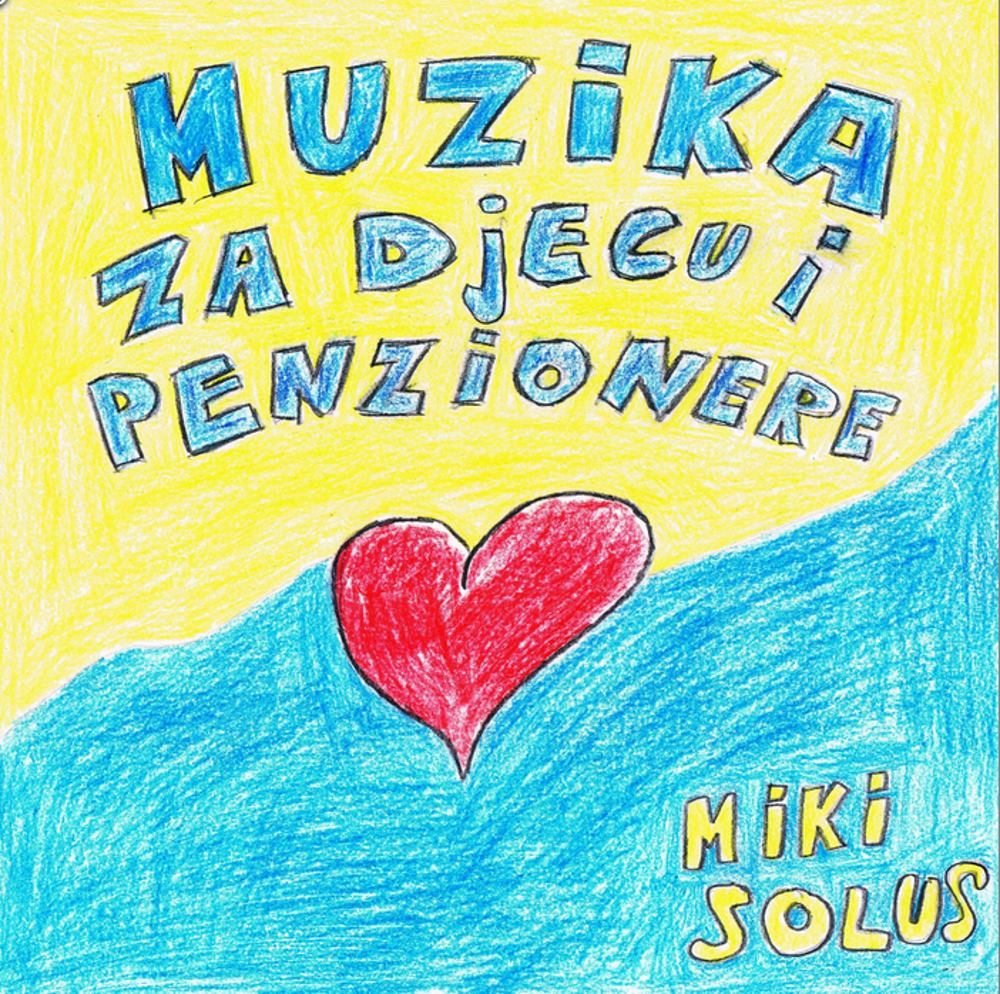 ALBUM PRVIJENAC MIKIJA SOLUSA FOTO: Nacional