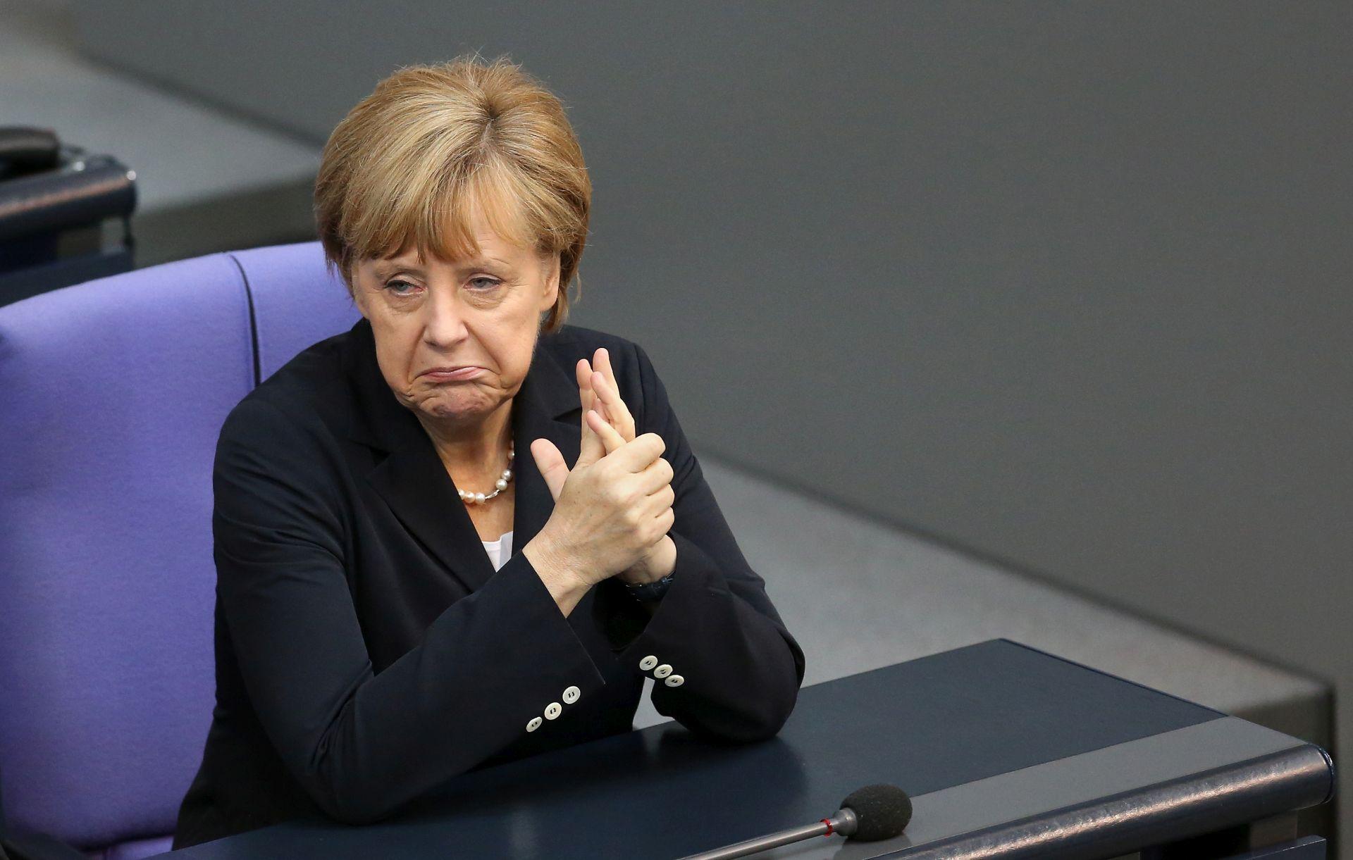 500 MILIJUNA EURA Merkel podržala veću pomoć njemačkim gradovima za izbjeglice