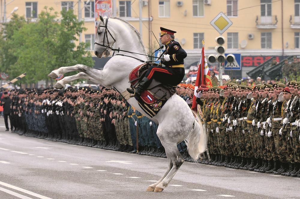 FOTO: Host photo agency/RIA Novosti via Getty Images