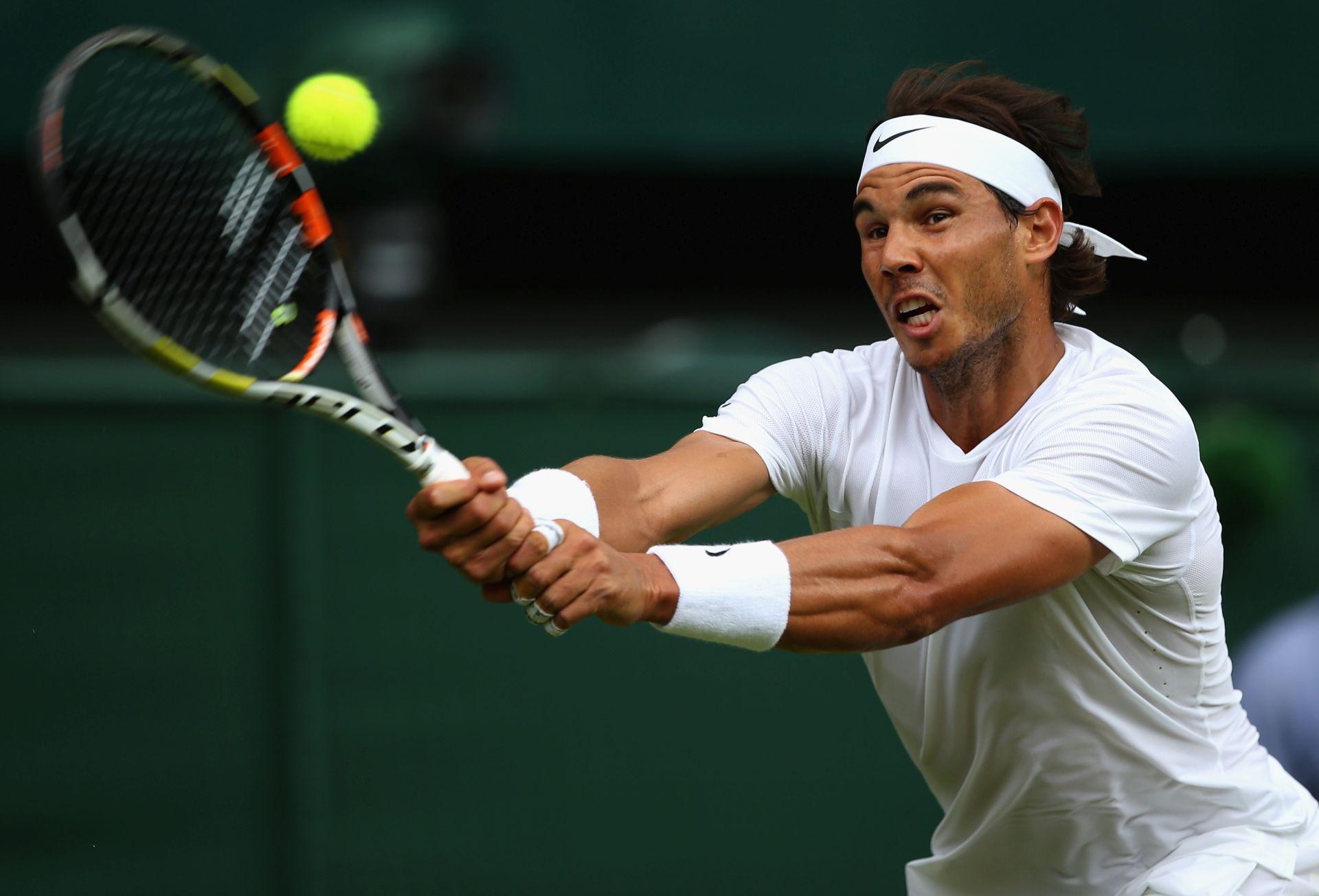 ATP Hamburg: Veliki povratak Nadala