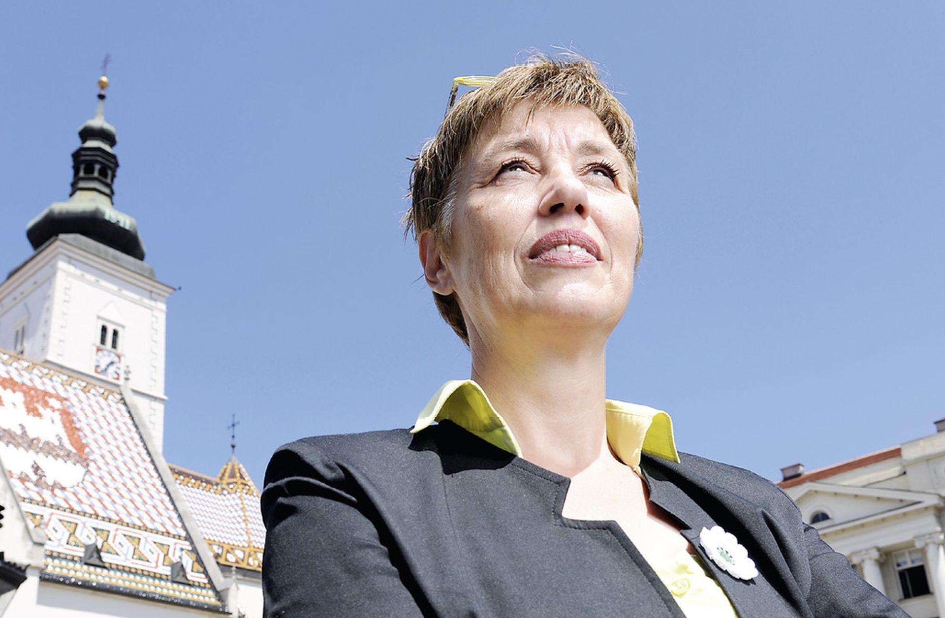 INTERVJU Nensi Tireli: 'Hdz će vratiti korupciju i klijentelizam'