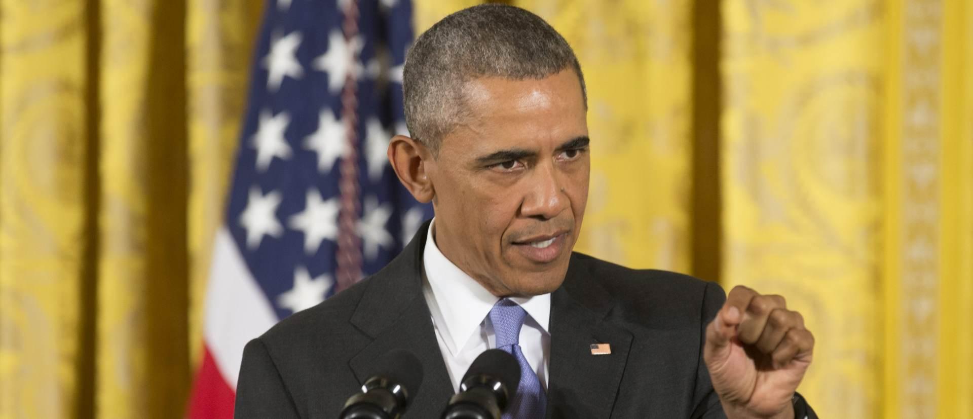 PRED ŽIDOVSKOM ZAJEDNICOM: Obama upozorio na opasnosti blokiranja nuklearnog sporazuma