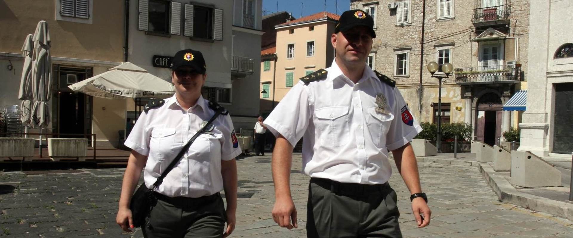 TURISTIČKA SEZONA: I ovoga ljeta strani policajaci na Kvarneru