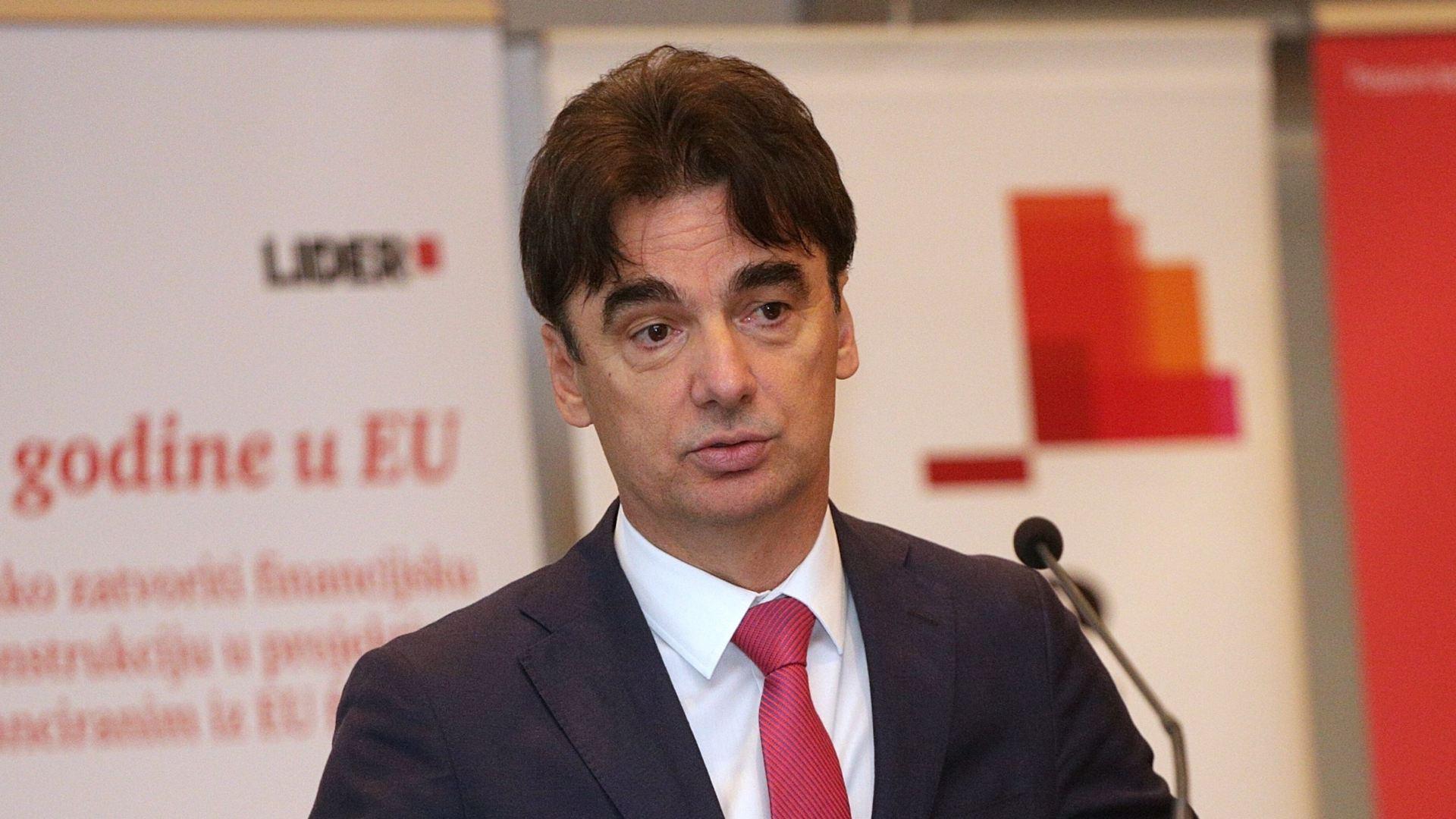 GRČIĆ: SDP će kampanju temeljiti na  gospodarskim pokazateljima