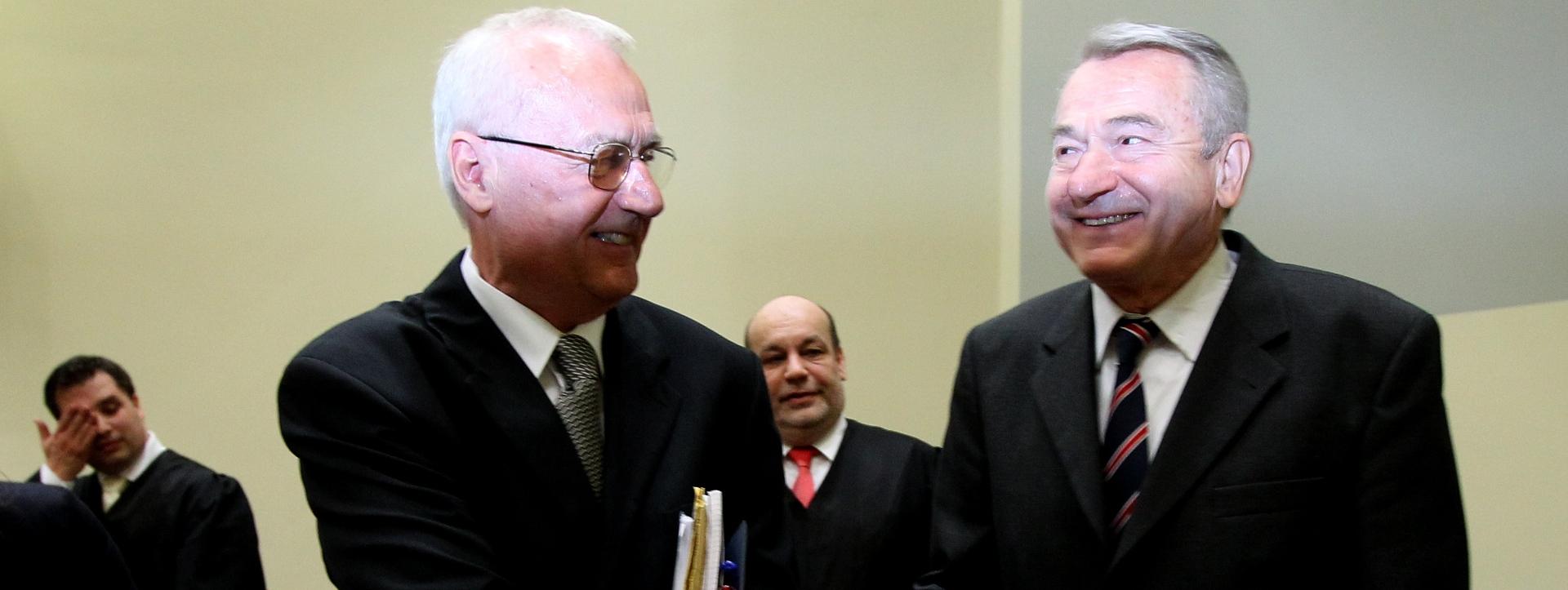 Čeka se dokumentacija o Perkoviću i Mustaču