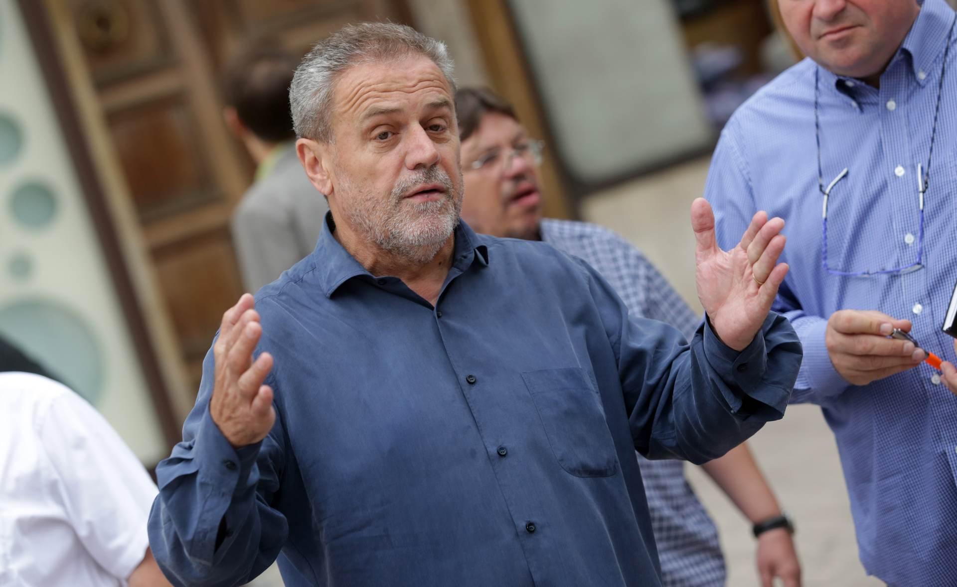 Bandić: Ja sam za opciju velike koalicije
