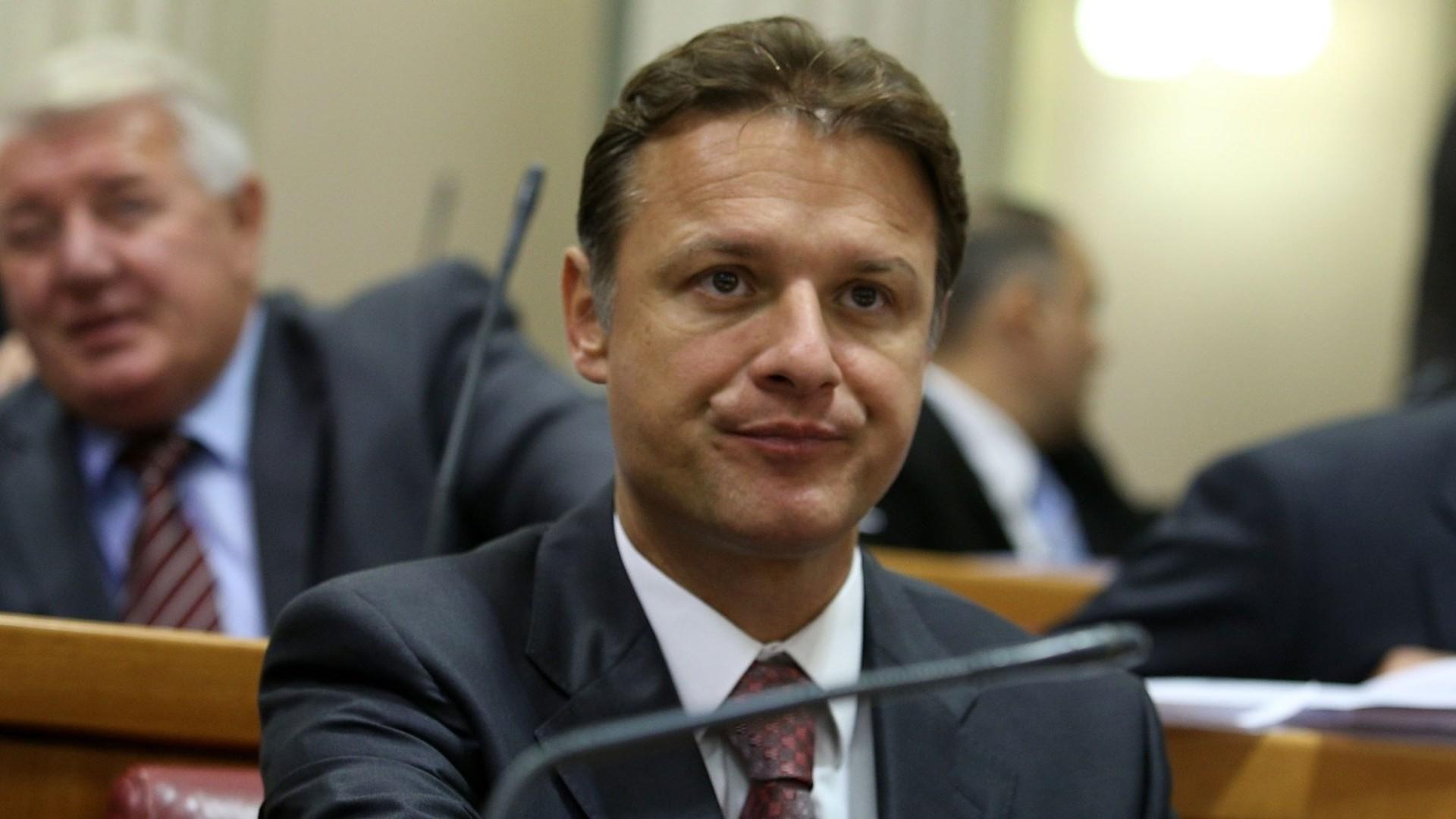 Jandroković: Ostojić ne bi trebao preuzeti Odbor za unutarnju politiku
