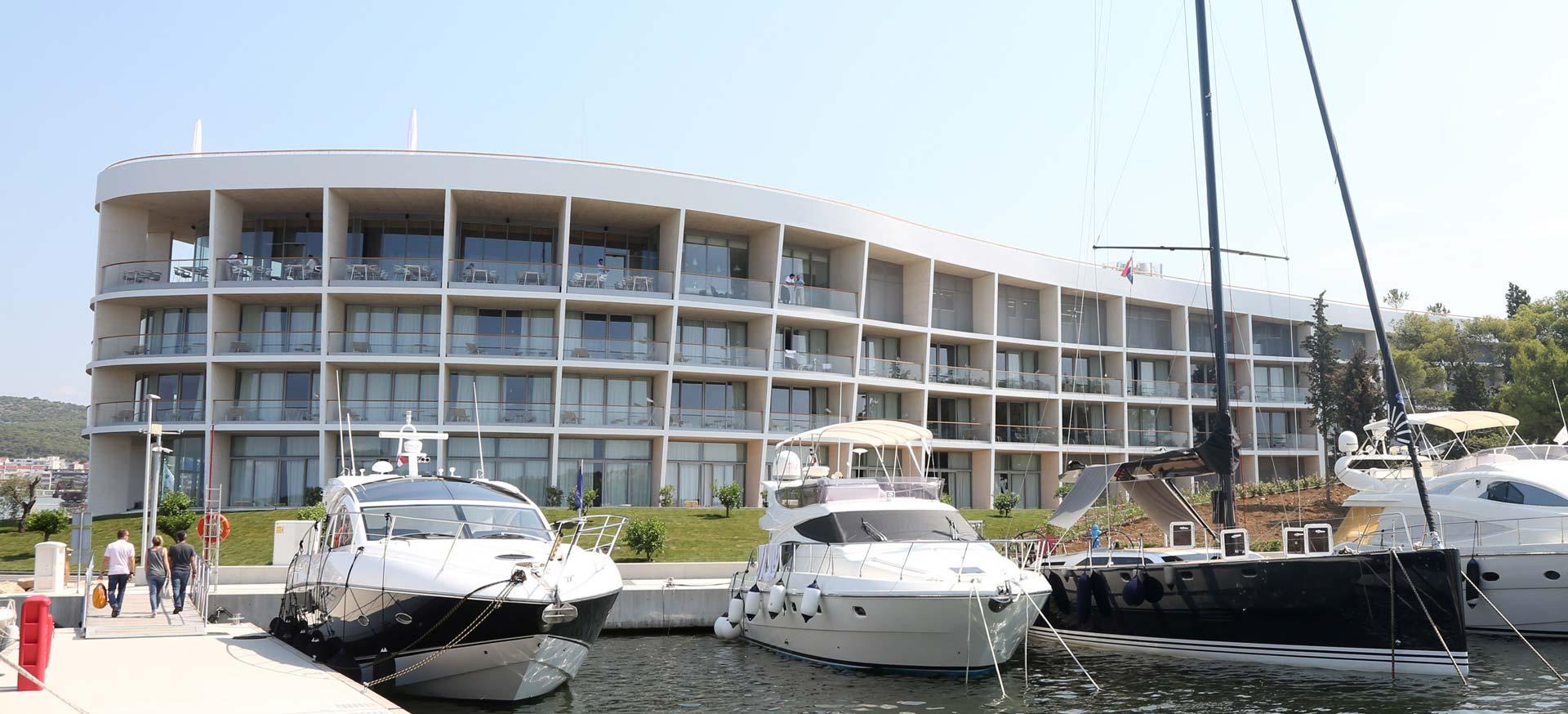 Šibenik: Turski Dogus Holding otvorio luksuzni D-Resort na poluotoku Mandalina