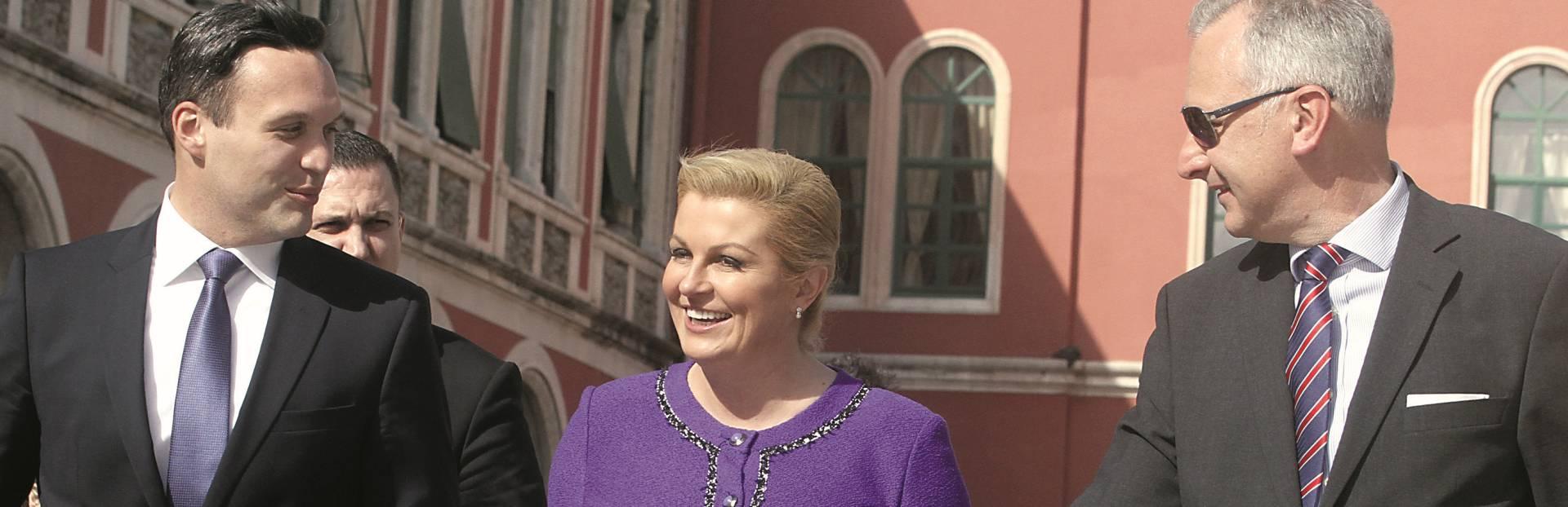 NACIONAL DOZNAJE: OPARIN UZLET Prvo savjetnik Predsjednice pa gradonačelnik Splita