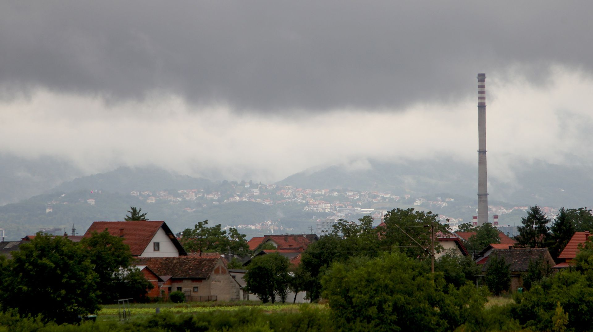 NA ZAVIŽANU TEK 9 STUPNJEVA Stiglo osvježenje, Zagreb se probudio na 17 stupnjeva