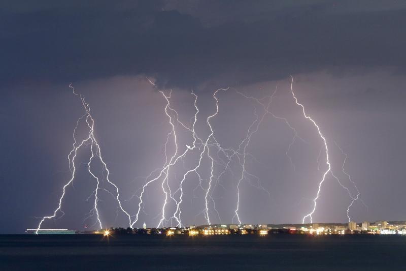 UPOZORENJE DRUGOG STUPNJA: Hrvatska na udaru olujnog nevremena