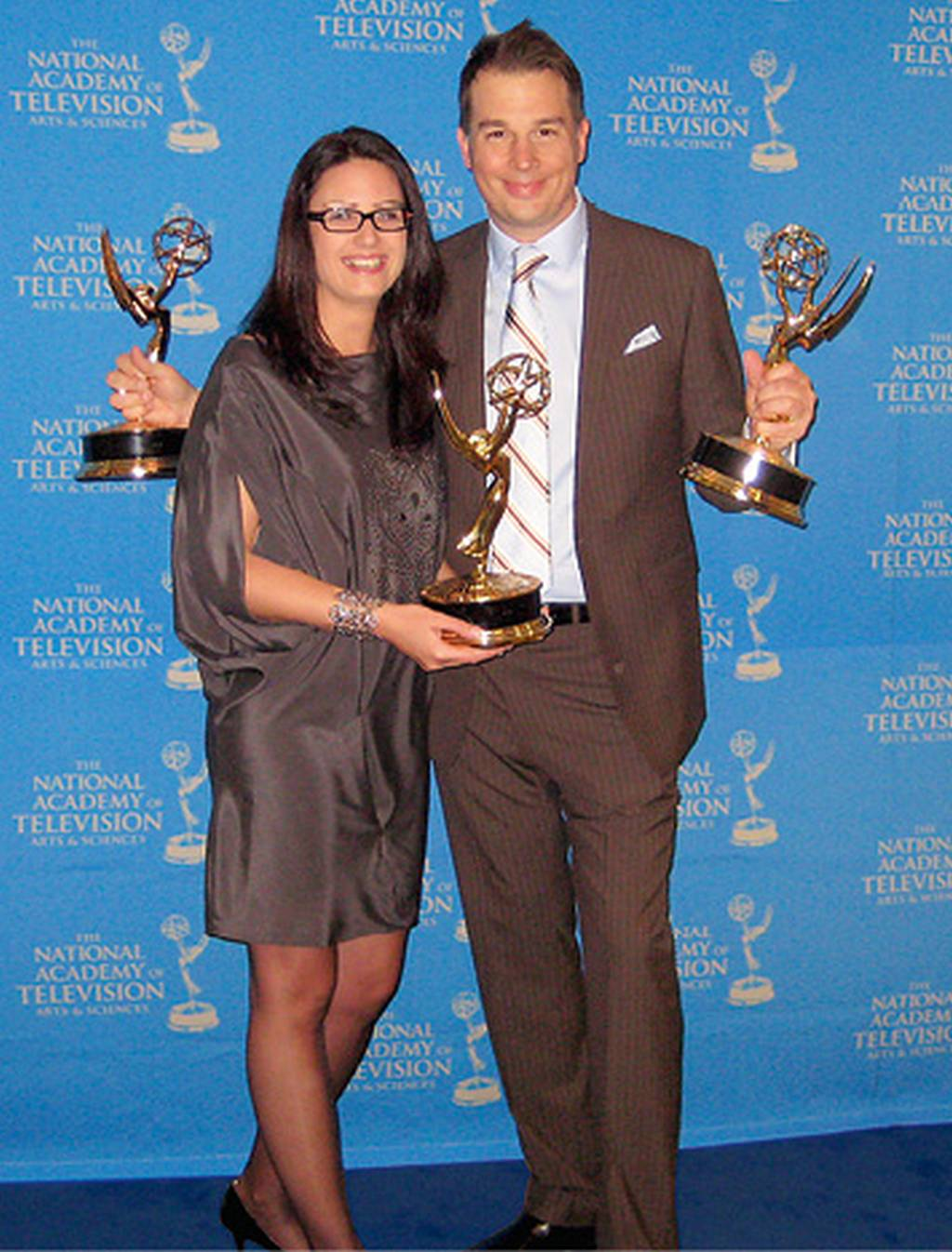Pete Radovich i Mia Pecina