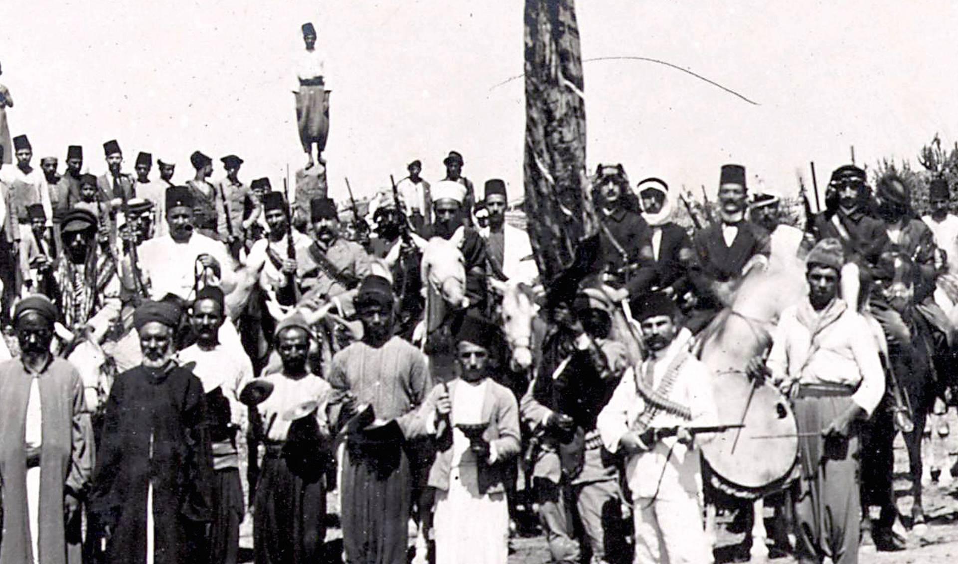 FELJTON Povijesni uzroci uspona islamizma