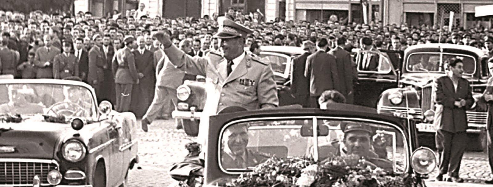 EKSKLUZIVNA REPORTAŽA: Automobili kao Titov rekvizit za vanjsku politiku
