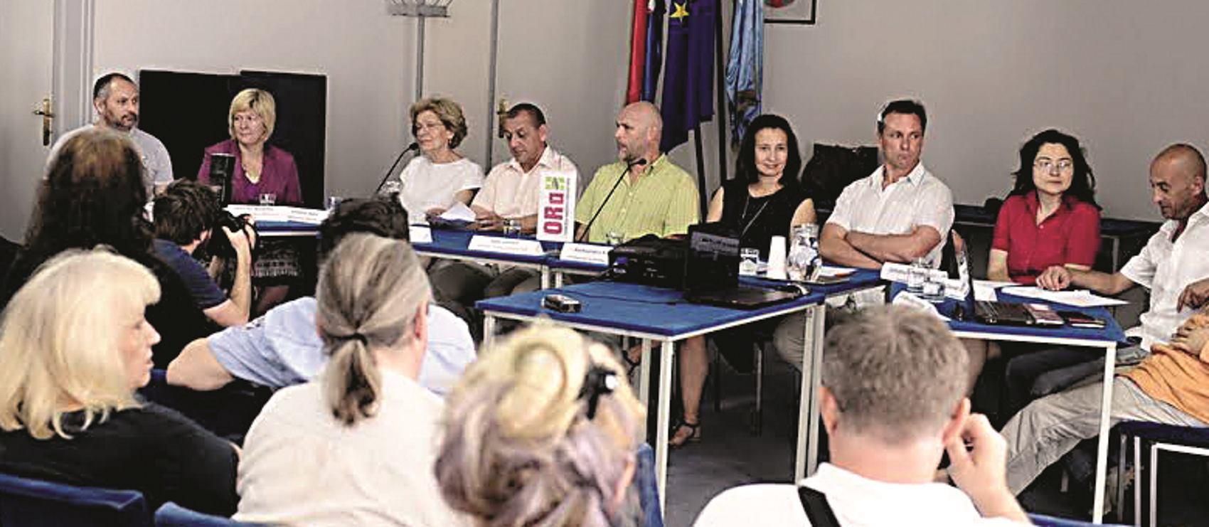 'Kontrola i cenzura u medijima hrvatska su svakodnevica'