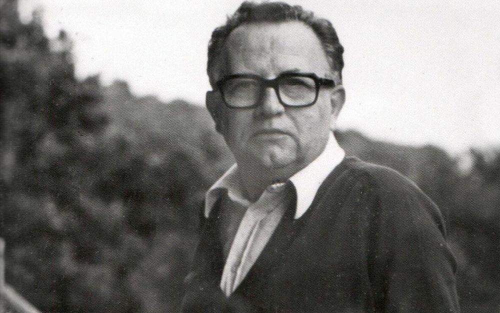 FOTO: OBITELJSKI ARHIV BREGOVAC-PISK;  OPATIJSKI HOTEL AMBASADOR (1961. - 1966.) JEDAN JE OD NAJVEĆIH I NAJPOZNATIJIH HOTELSKIH PROJEKATA ARHITEKTA ZDRAVKA BREGOVCA