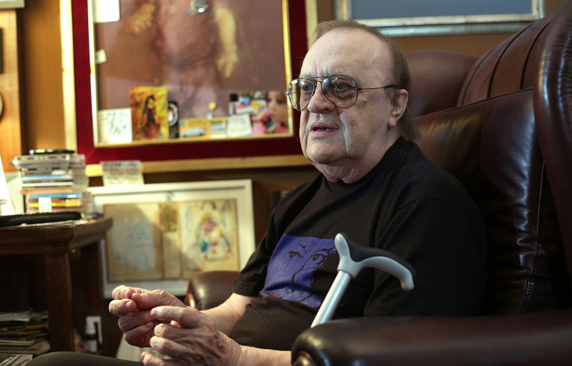 BORBA ZA ŽIVOT: Poboljšalo se zdravstveno stanje Arsena Dedića