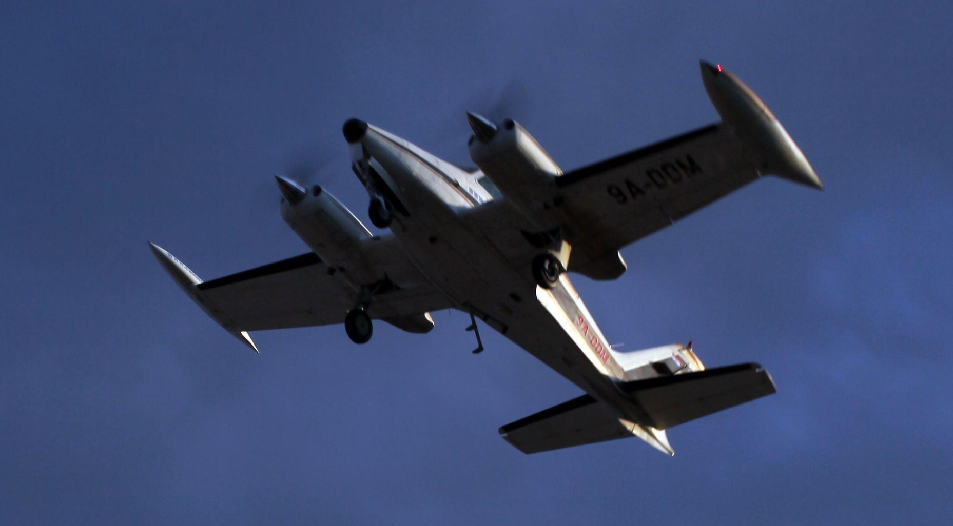 SMRT U ZRAKU Dvoje mrtvih u sudaru F-16 i turističkog aviona u SAD-u