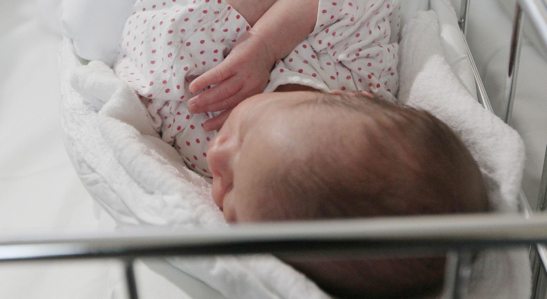 SAD Pokušali prodati petomjesečnu bebu preko interneta
