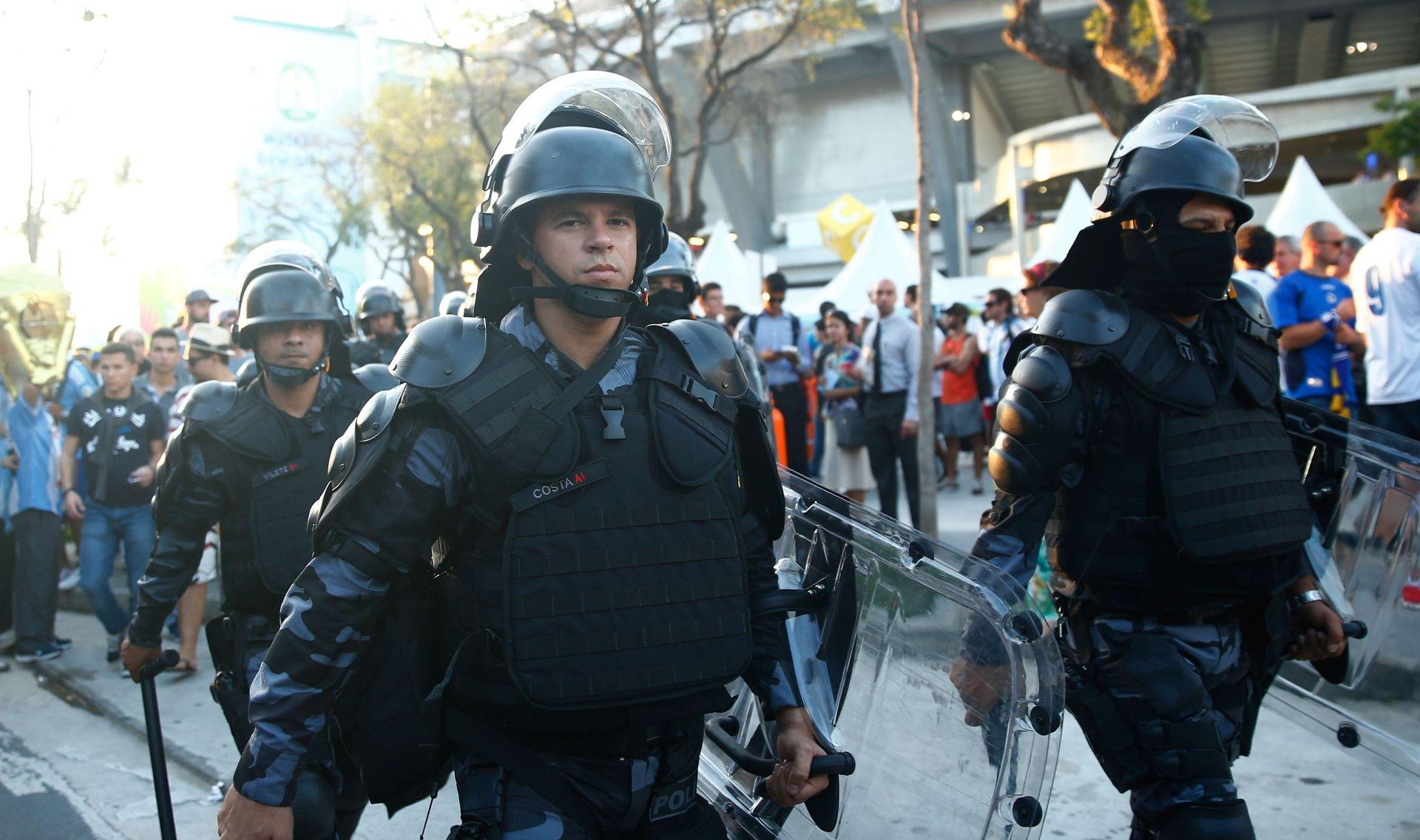 VIDEO: Mirni prosvjedi na ulicama Rio De Janeira