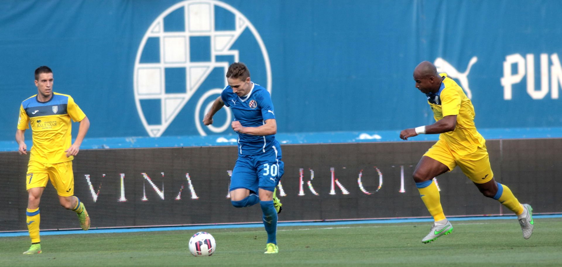 HNL: Dinamo – Split 3-0