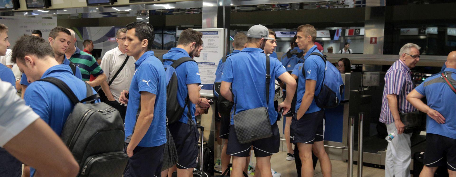 VIDEO: PREDVOĐENI BRAĆOM MAMIĆ Dinamo otputovao na uzvrat u Luksemburg