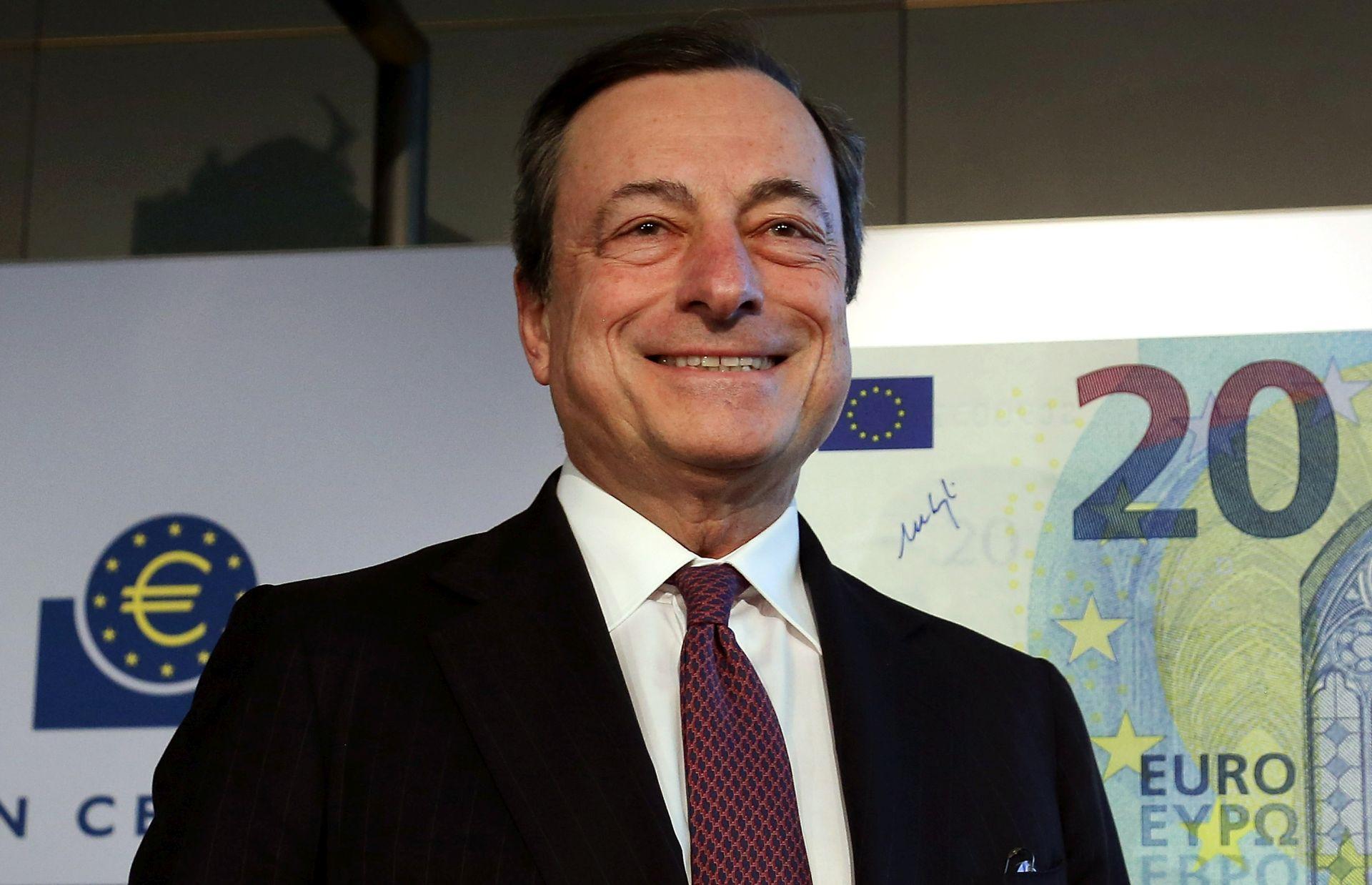 CRNE PROGNOZE Draghi sumnja da će Grčka izbjeći bankrot